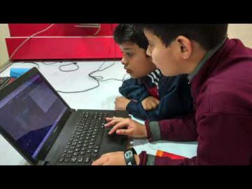 """Hour Of Code 2017""- TECHNOPLANET"